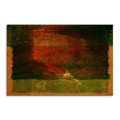PaulSinusArt Enigma Abstrakt 1057 Painting Print on Canvas