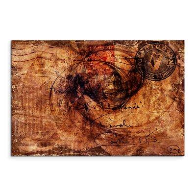 PaulSinusArt Enigma Abstrakt 1059 Painting Print on Canvas