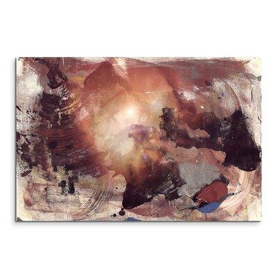 PaulSinusArt Enigma Abstrakt 824 Painting Print on Canvas