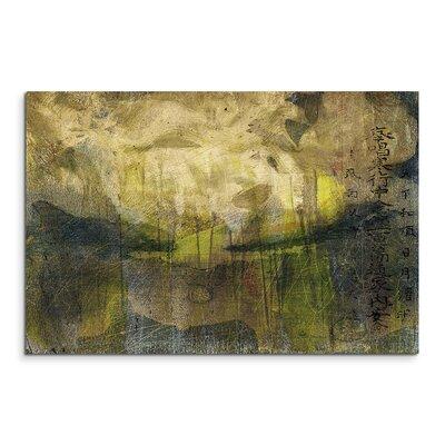 PaulSinusArt Enigma Abstrakt 826 Painting Print on Canvas