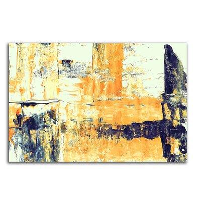 PaulSinusArt Enigma Abstrakt 001 Painting Print on Canvas