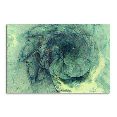 PaulSinusArt Enigma Abstrakt 1022 Painting Print on Canvas