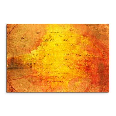 PaulSinusArt Enigma Abstrakt 1030 Painting Print on Canvas