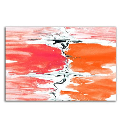 PaulSinusArt Enigma Abstrakt 003 Painting Print on Canvas