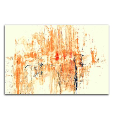 PaulSinusArt Enigma Abstrakt 007 Painting Print on Canvas