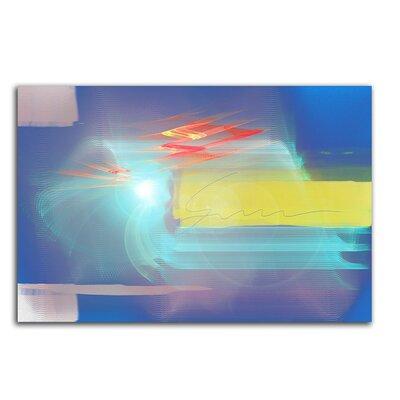 PaulSinusArt Enigma Abstrakt 012 Painting Print on Canvas