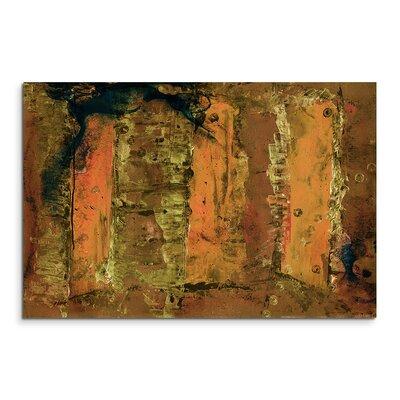 PaulSinusArt Enigma Abstrakt 707 Painting Print on Canvas