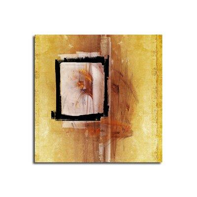 PaulSinusArt Enigma Abstrakt 095 Painting Print on Canvas