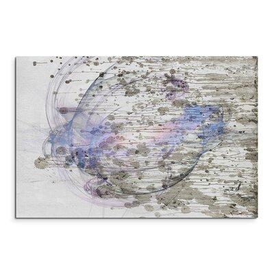 PaulSinusArt Enigma Abstrakt 1041 Painting Print on Canvas