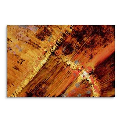 PaulSinusArt Enigma Abstrakt 618 Painting Print on Canvas