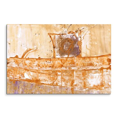 PaulSinusArt Enigma Abstrakt 621 Painting Print on Canvas