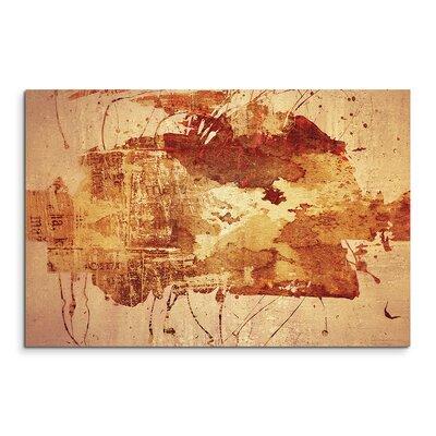 PaulSinusArt Enigma Abstrakt 708 Painting Print on Canvas