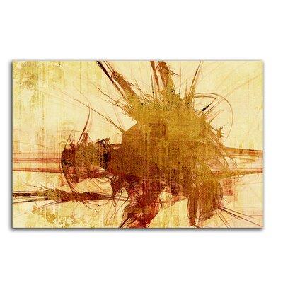PaulSinusArt Enigma Abstrakt 217 Painting Print on Canvas