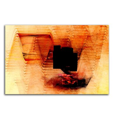PaulSinusArt Enigma Abstrakt 219 Painting Print on Canvas