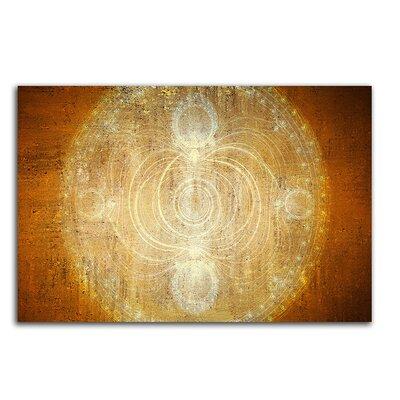 PaulSinusArt Enigma Abstrakt 483 Painting Print on Canvas