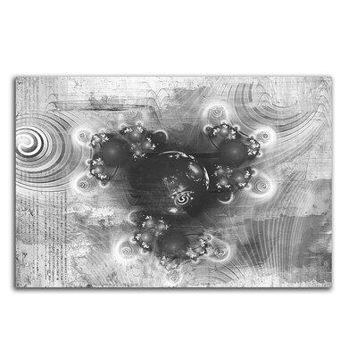 PaulSinusArt Enigma Abstrakt 486 Painting Print on Canvas