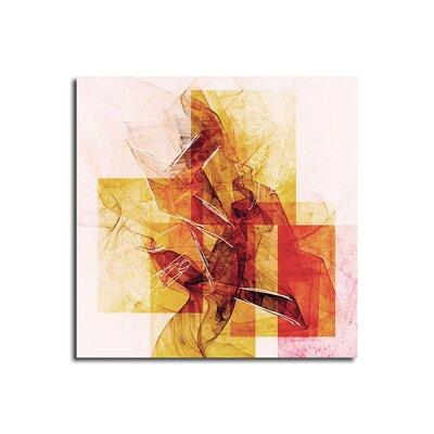 PaulSinusArt Enigma Abstrakt 106 Painting Print on Canvas