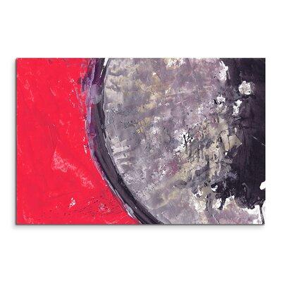 PaulSinusArt Enigma Abstrakt 630 Painting Print on Canvas