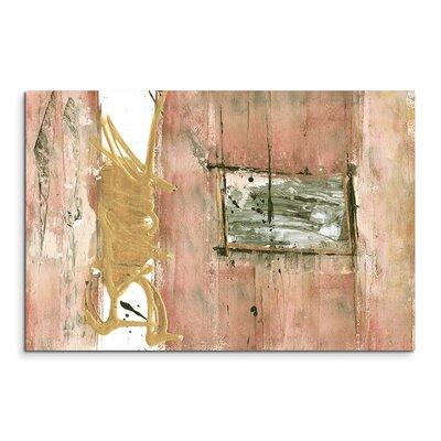 PaulSinusArt Enigma Abstrakt 631 Painting Print on Canvas