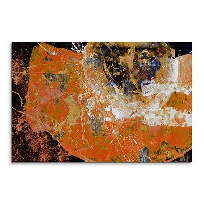 PaulSinusArt Enigma Abstrakt 632 Painting Print on Canvas