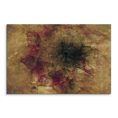 PaulSinusArt Enigma Abstrakt 1485 Painting Print on Canvas