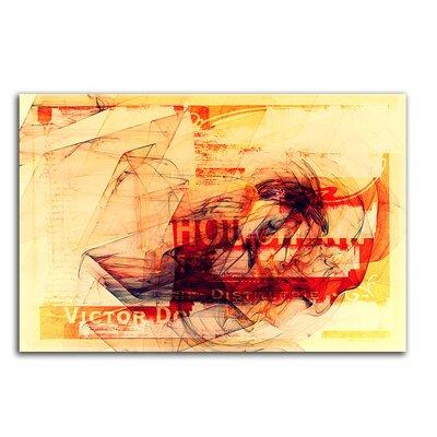 PaulSinusArt Enigma Abstrakt 226 Painting Print on Canvas