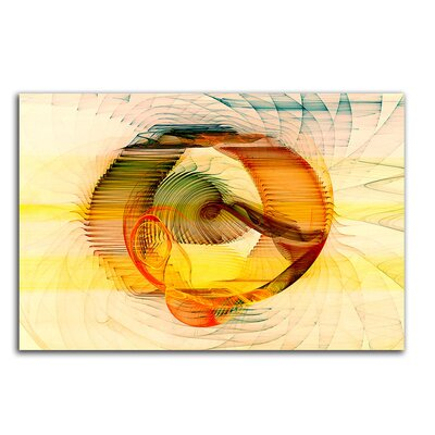 PaulSinusArt Enigma Abstrakt 227 Painting Print on Canvas