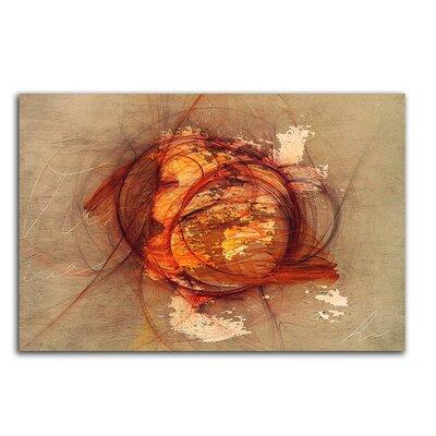 PaulSinusArt Enigma Abstrakt 231 Painting Print on Canvas