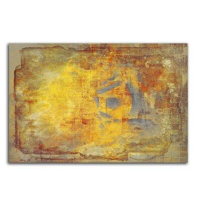 PaulSinusArt Enigma Abstrakt 488 Painting Print on Canvas