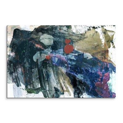 PaulSinusArt Enigma Abstrakt 835 Painting Print on Canvas