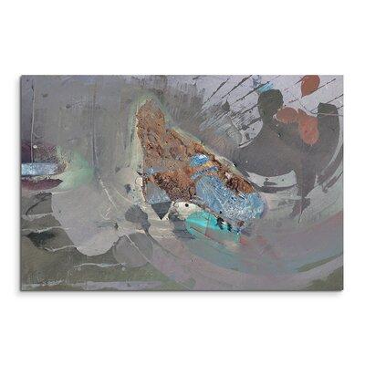 PaulSinusArt Enigma Abstrakt 836 Painting Print on Canvas
