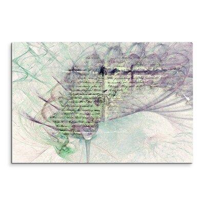 PaulSinusArt Enigma Abstrakt 1489 Painting Print on Canvas