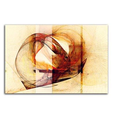 PaulSinusArt Enigma Abstrakt 237 Painting Print on Canvas