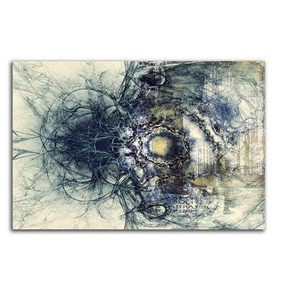 PaulSinusArt Enigma Abstrakt 412 Painting Print on Canvas
