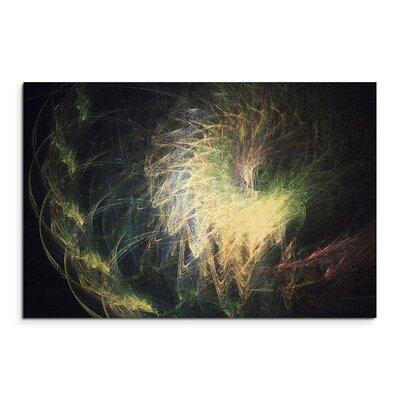 PaulSinusArt Enigma Abstrakt 1138 Painting Print on Canvas