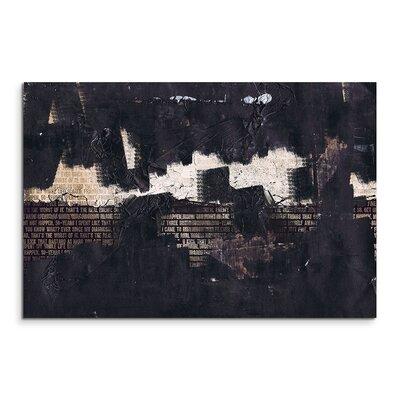 PaulSinusArt Enigma Abstrakt 842 Painting Print on Canvas