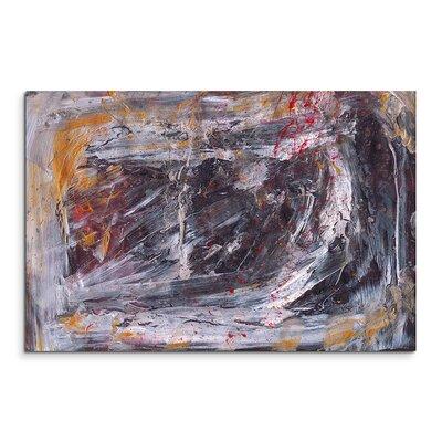 PaulSinusArt Enigma Abstrakt 845 Painting Print on Canvas