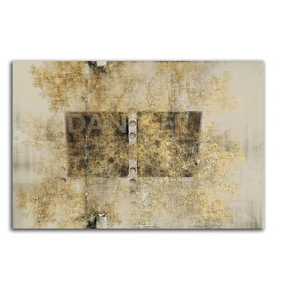 PaulSinusArt Enigma Abstrakt 420 Painting Print on Canvas