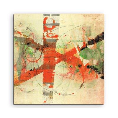 PaulSinusArt Enigma Abstrakt 770 Painting Print on Canvas