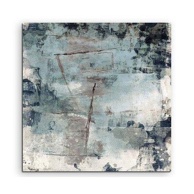 PaulSinusArt Enigma Abstrakt 777 Painting Print on Canvas