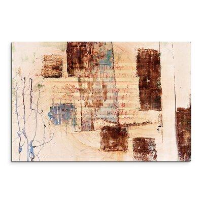 PaulSinusArt Enigma Abstrakt 1335 Painting Print on Canvas