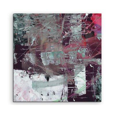 PaulSinusArt Enigma Abstrakt 1378 Painting Print on Canvas