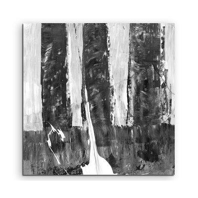 PaulSinusArt Enigma Abstrakt 501 Painting Print on Canvas
