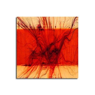 PaulSinusArt Enigma Abstrakt 136 Painting Print on Canvas
