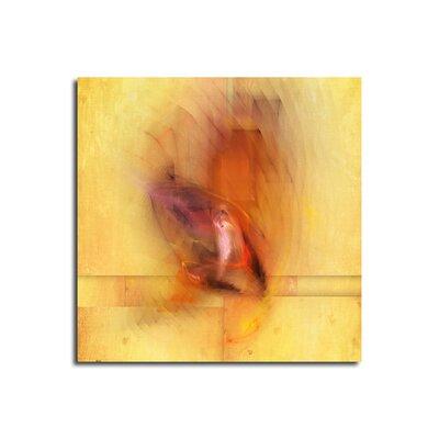 PaulSinusArt Enigma Abstrakt 138 Painting Print on Canvas