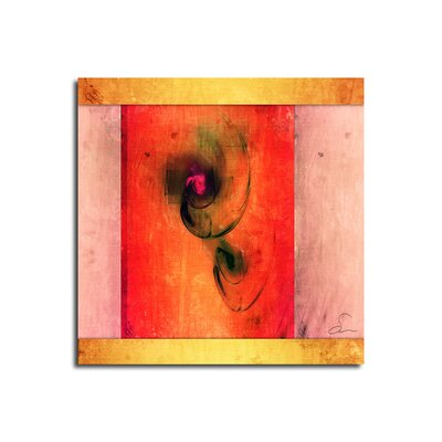 PaulSinusArt Enigma Abstrakt 139 Painting Print on Canvas
