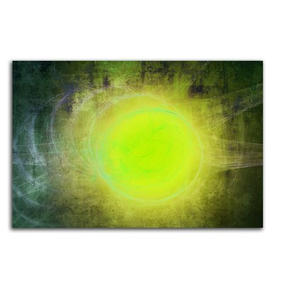 PaulSinusArt Enigma Abstrakt 044 Painting Print on Canvas