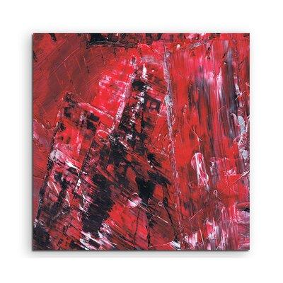 PaulSinusArt Enigma Abstrakt 507 Painting Print on Canvas