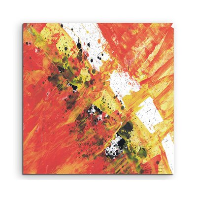 PaulSinusArt Enigma Abstrakt 513 Painting Print on Canvas