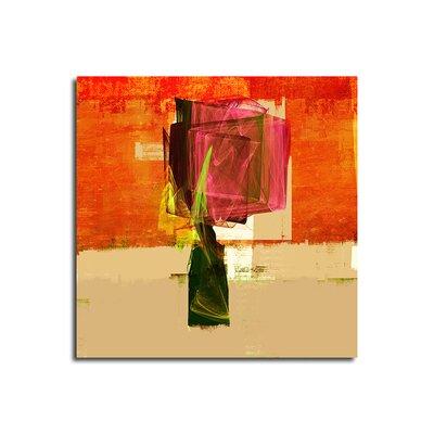 PaulSinusArt Enigma Abstrakt 144 Painting Print on Canvas